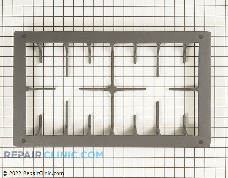 Burner Grate 318221640 Alternate Product View