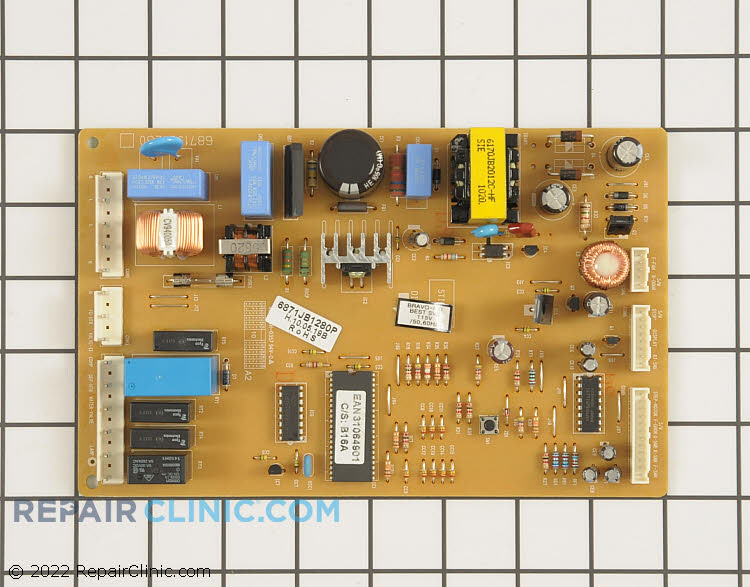 Main Control Board 6871JB1280P     Alternate Product View