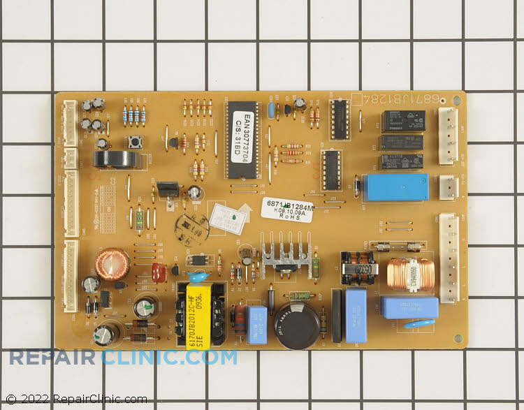 Main Control Board 6871JB1284M     Alternate Product View