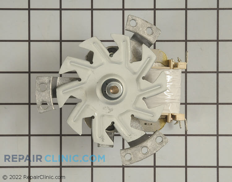 Convection Motor WB26K10003 Alternate Product View