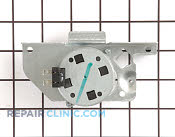 Door Lock Motor and Switch Assembly - Part # 1206477 Mfg Part # WPW10107820