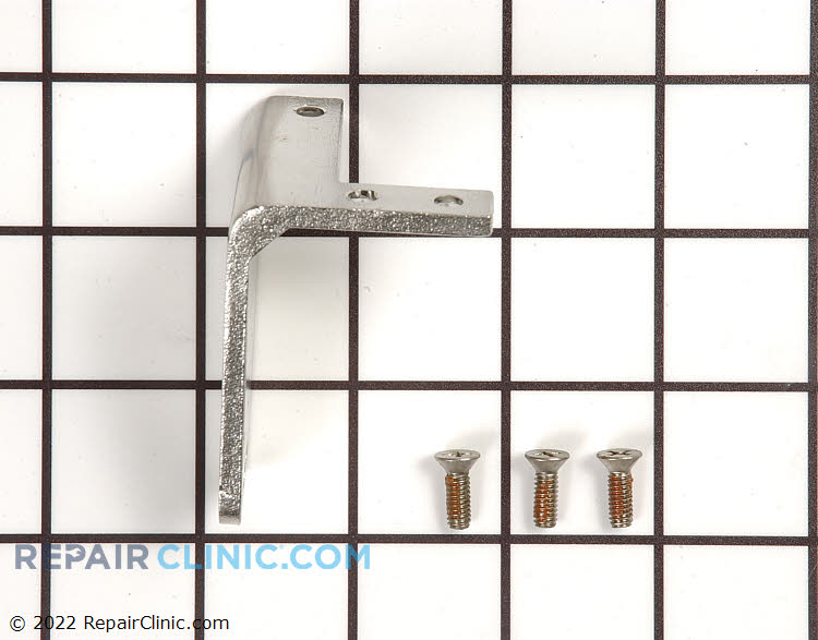 Top Hinge 11898-S-SS Alternate Product View