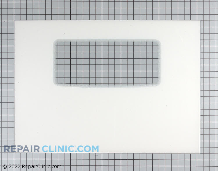 Outer Door Glass 316406403 Alternate Product View