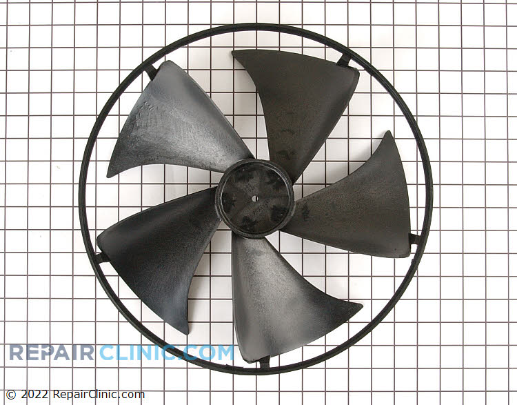 Fan Blade DB67-00139A Alternate Product View