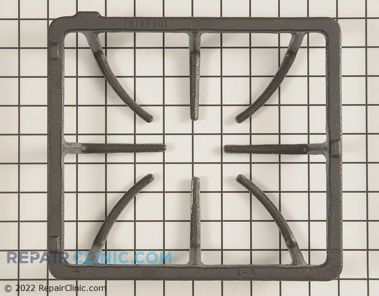 Grate & Griddle WP7518P201-60 Alternate Product View