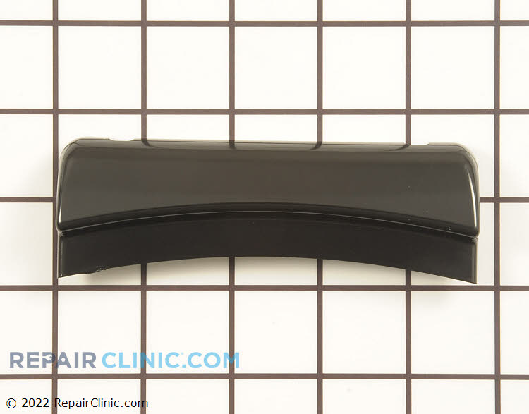 Cover-hinge, rotating (black) 8579980 Alternate Product View