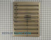 Air Baffle - Part # 962941 Mfg Part # WB02X10874
