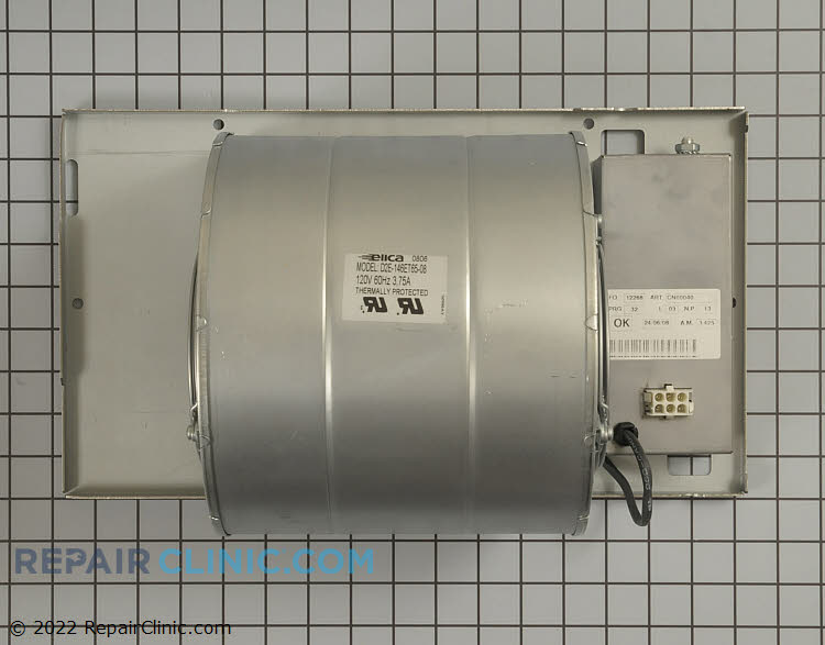 Blower Motor WB38X10069 Alternate Product View