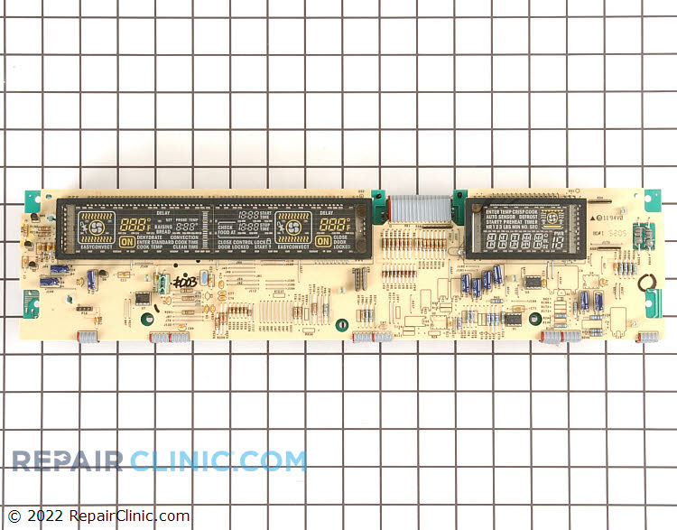 Oven Control Board WP4452953 Alternate Product View