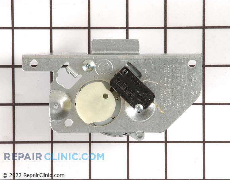 Door Lock Motor and Switch Assembly WPW10107820 Alternate Product View