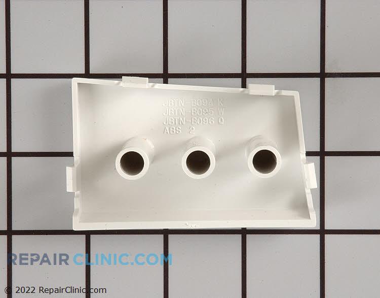 Door open button, white JBTNB095MRF0 Alternate Product View