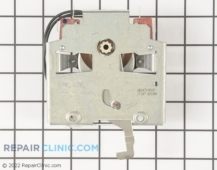 Door Lock Motor and Switch Assembly WB14T10018 Alternate Product View