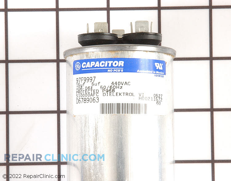 Capacitor 4318101 Alternate Product View