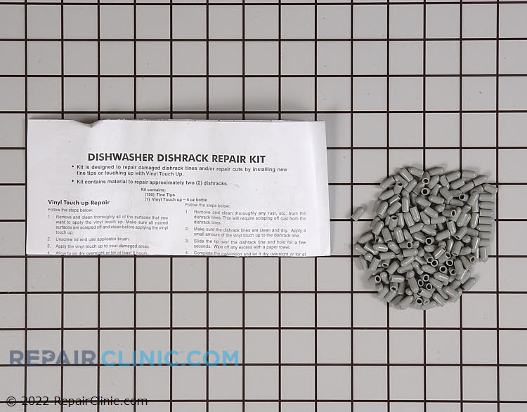 Dishrack Repair Kit 4396840RC       Alternate Product View