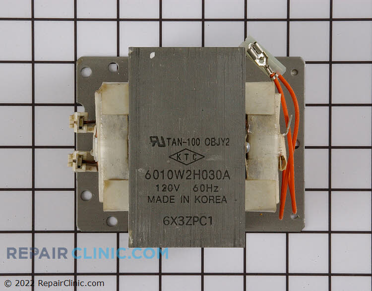 High Voltage Transformer 6010W2H030A     Alternate Product View
