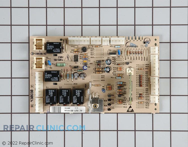 Relay Board 8065839         Alternate Product View