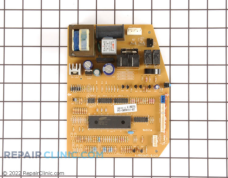 Control Board PD-Q09A1V-02 Alternate Product View