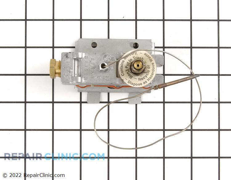 Gas Burner & Control Valve 0056020 Alternate Product View