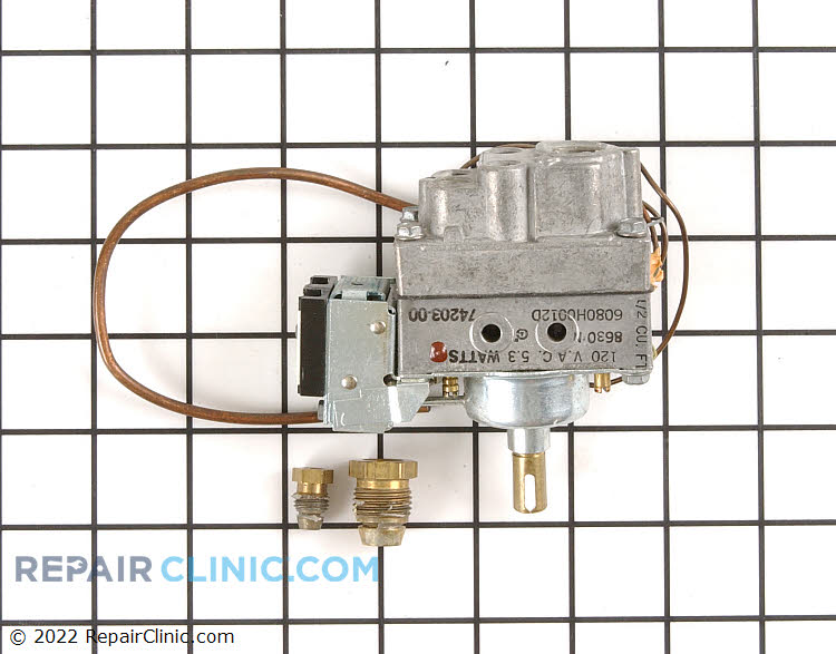 Temperature Control Thermostat 0088099 Alternate Product View