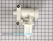 Drain Pump - Part # 1394137 Mfg Part # WH23X10028