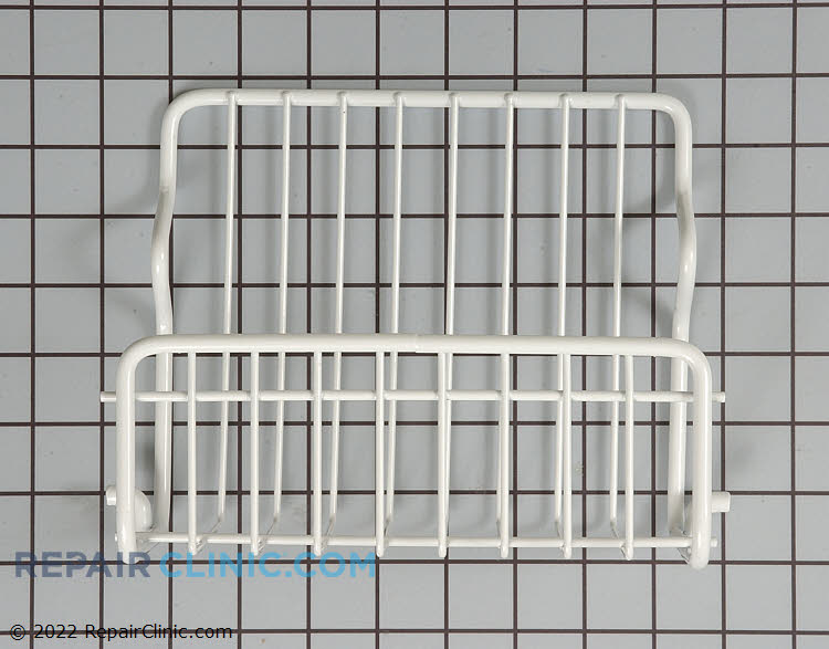 Freezer tilit out wire basket