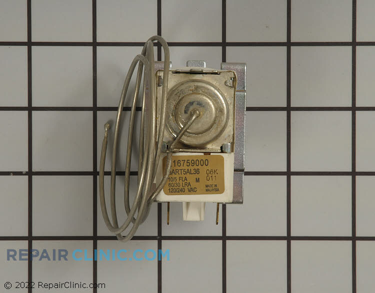 Temperature Control Thermostat 5304497344 Alternate Product View