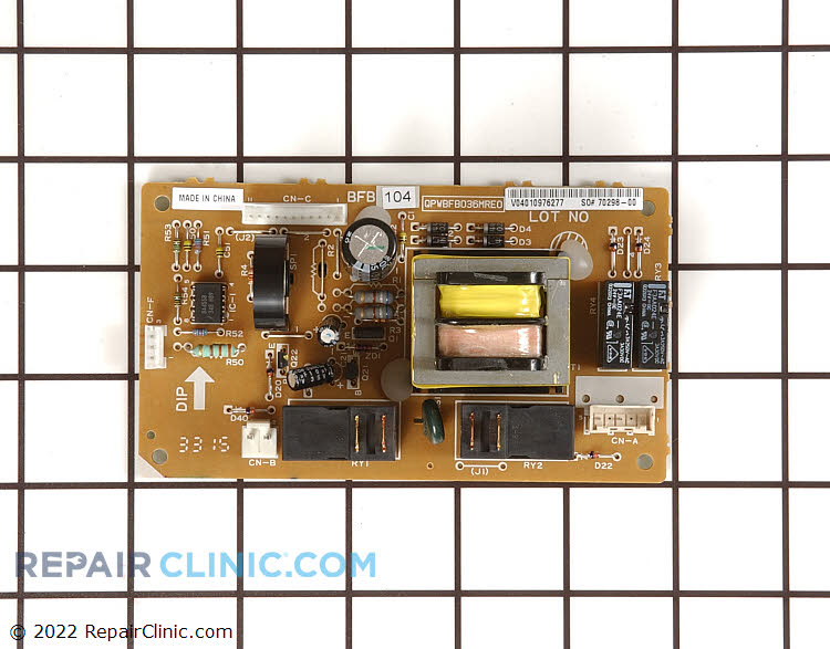 Power Supply Board DPWBFB104MRU0 Alternate Product View