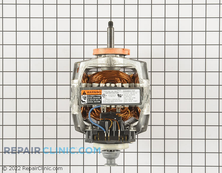 Drive Motor 00436441 Alternate Product View