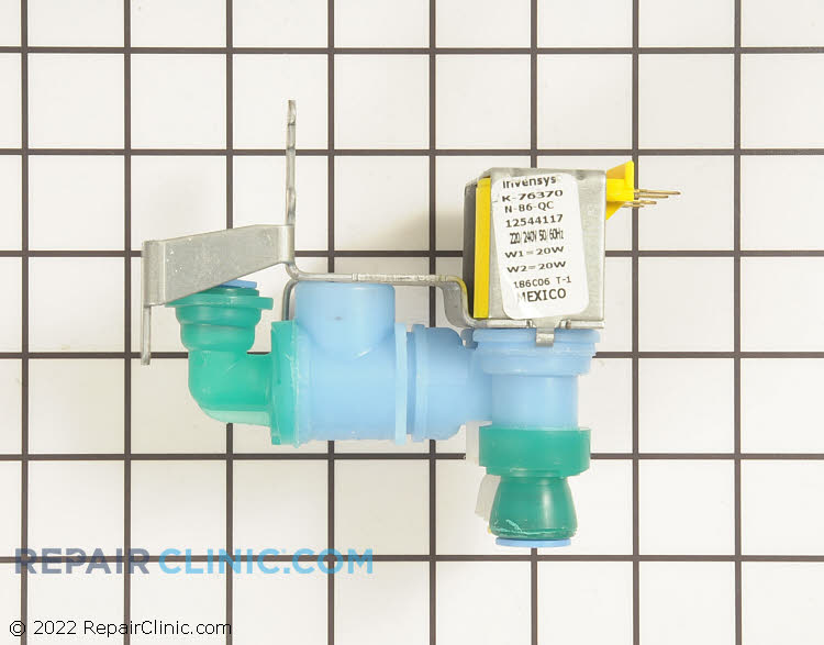 Water Inlet Valve 12544117 Alternate Product View