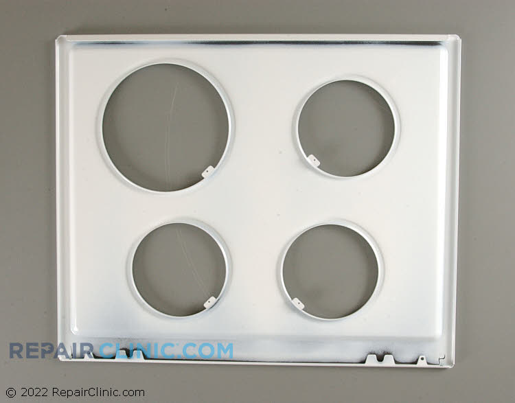 Metal Cooktop WB62K5077 Alternate Product View