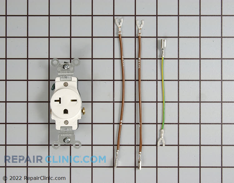 Receptacle 8061455 Alternate Product View