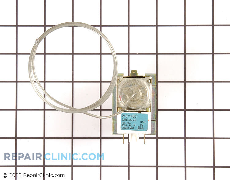 Temperature Control Thermostat 216714601       Alternate Product View