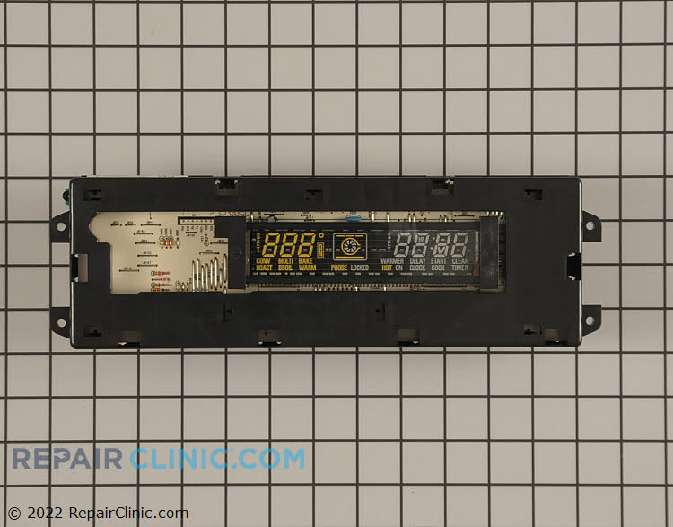 Electronic Oven Control