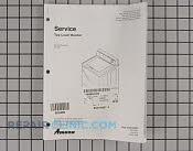 Repair Manual - Part # 800486 Mfg Part # RS3100007