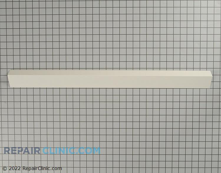 White Counter top filler piece