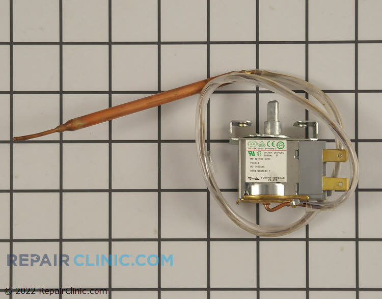 Temperature Control Thermostat AC-7350-15 Alternate Product View