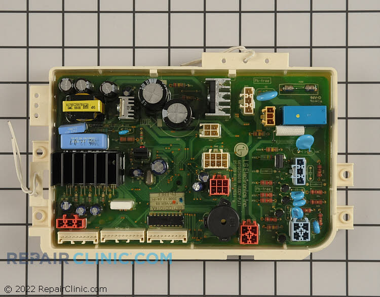 Main Control Board 6871DD1014A Alternate Product View