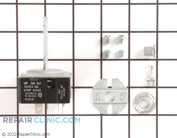Surface Element Switch 4391990 Alternate Product View