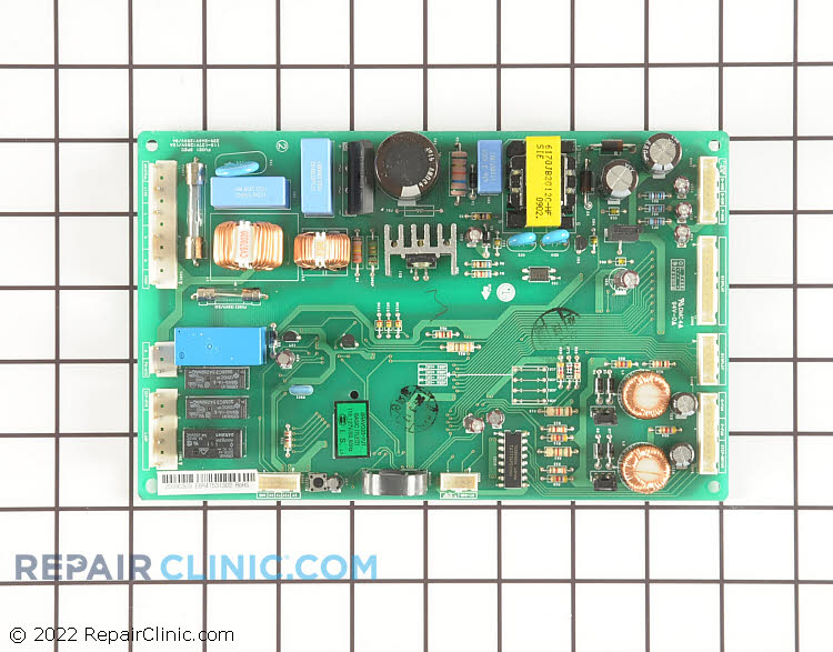 Main Control Board EBR41531302 Alternate Product View