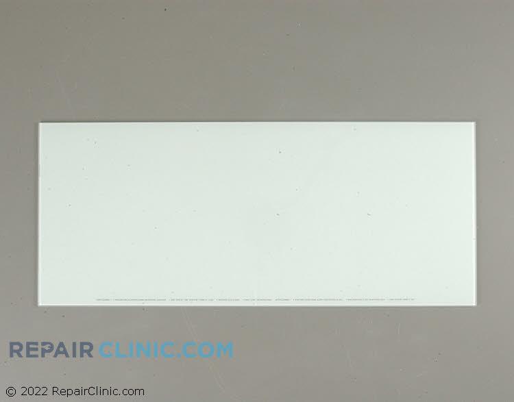 Backsplash glass WB57K5043 Alternate Product View