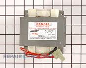 High Voltage Transformer - Part # 255501 Mfg Part # WB27X600