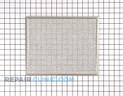 Grease Filter - Part # 1343 Mfg Part # WP707929