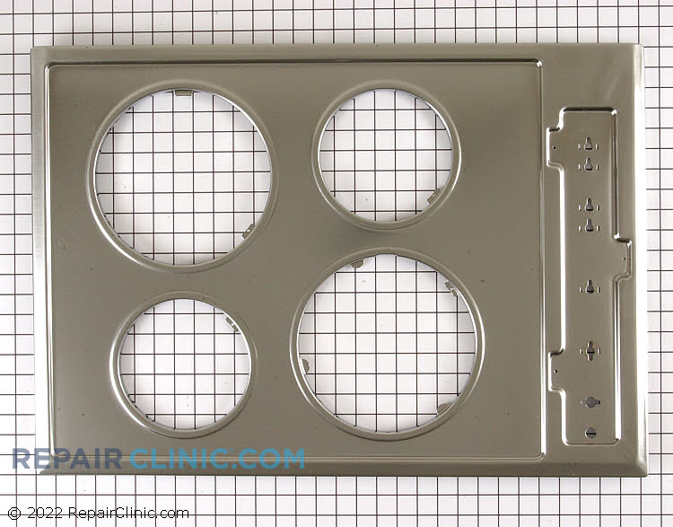 Cooktop Frame WB62K5070 Alternate Product View