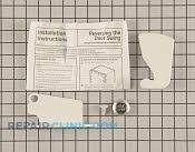 Door Reversal Kit - Part # 1477801 Mfg Part # WR49X10184