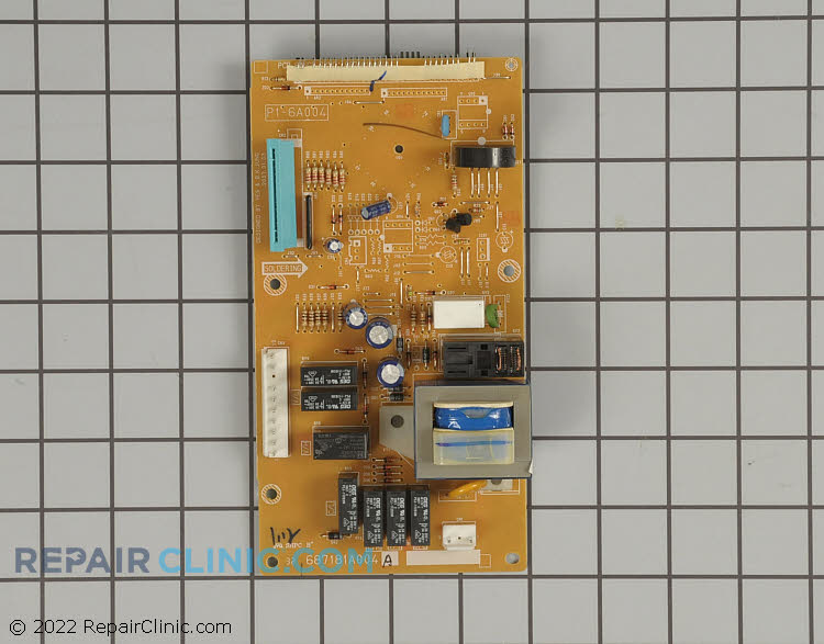 Main Control Board WB27X10931 Alternate Product View