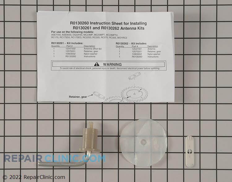Stirrer Blade R0130262 Alternate Product View