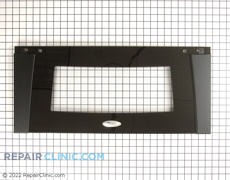 Outer Door Glass WP8303249 Alternate Product View