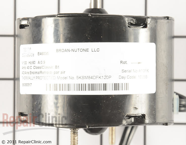 Blower Motor S99080517 Alternate Product View
