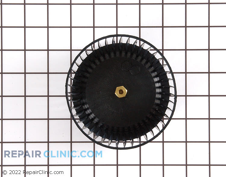 Blower Wheel & Fan Blade W10500006 Alternate Product View