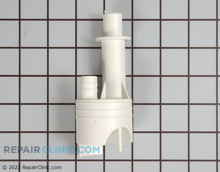 Lower Wash Arm Support WD12X10245 Alternate Product View